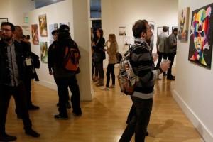 Exhibition a major minority 2