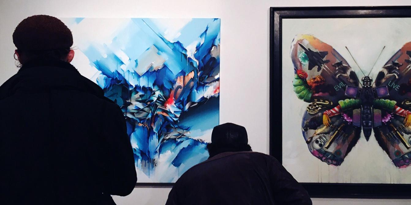 A work by Does - Annual Group Show 2015_thumb