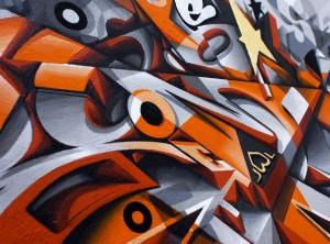 Canvas style studies detail 4