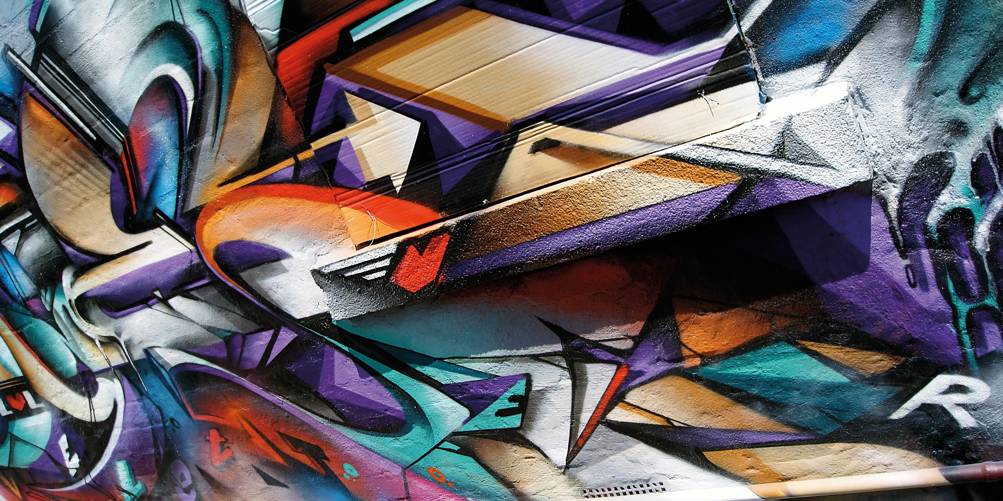 A work by Does - Melbourne australia mural 2