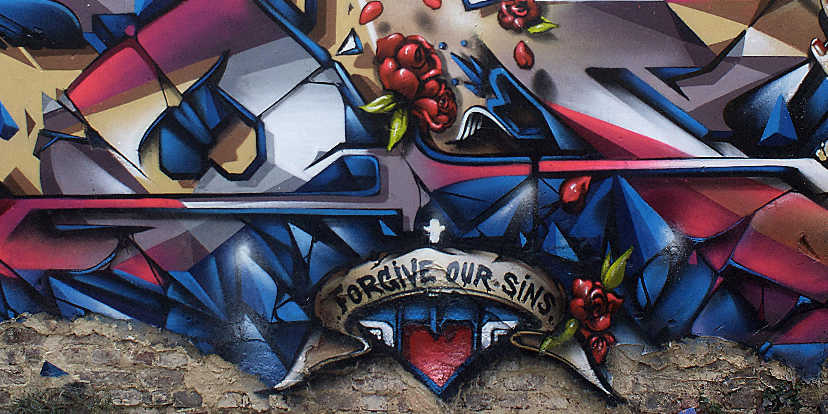 A work by Does - Munstergeleen the netherlands mural detail 3