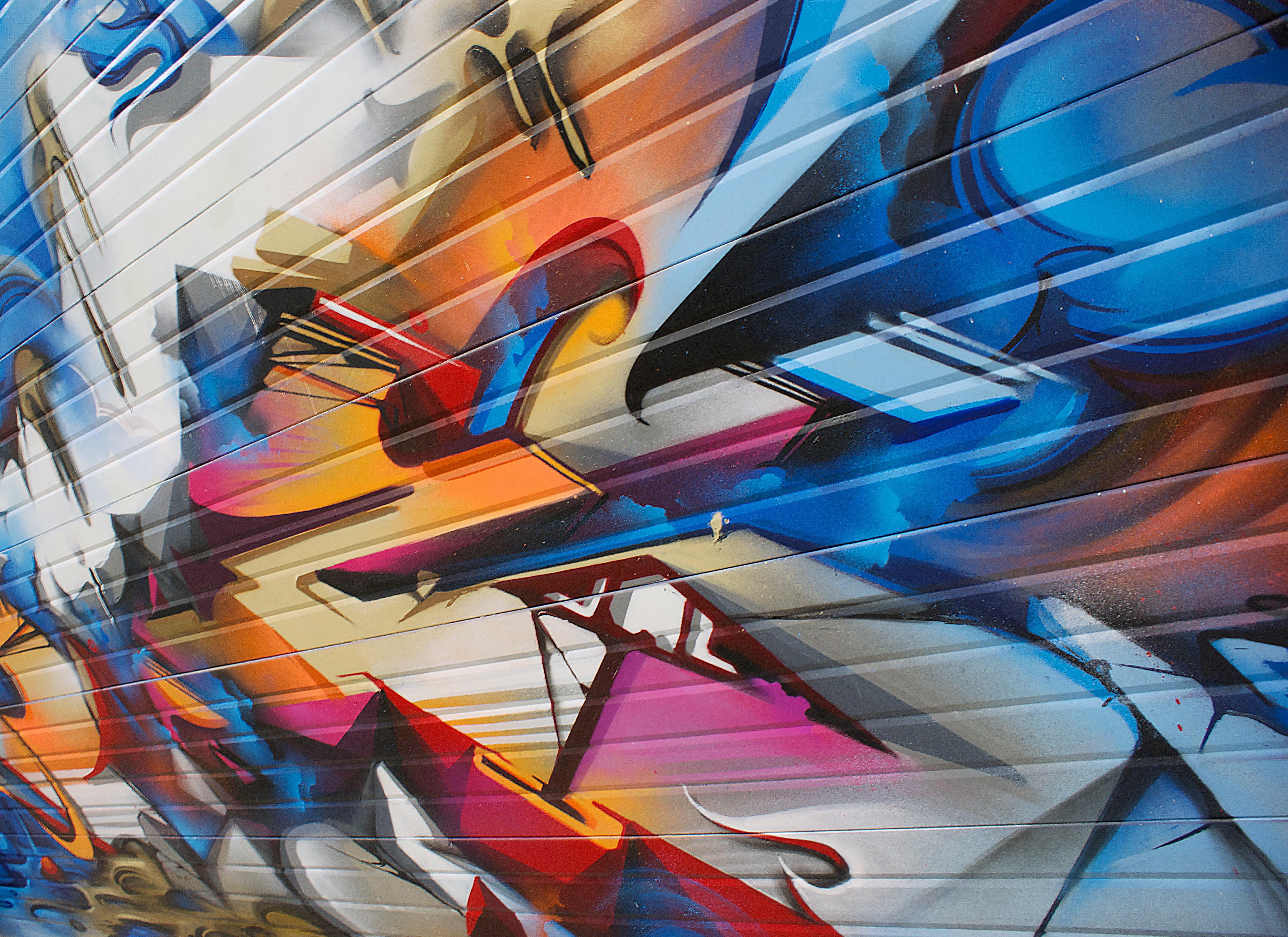 A work by Does - Heerlen the netherlands mural detail 3