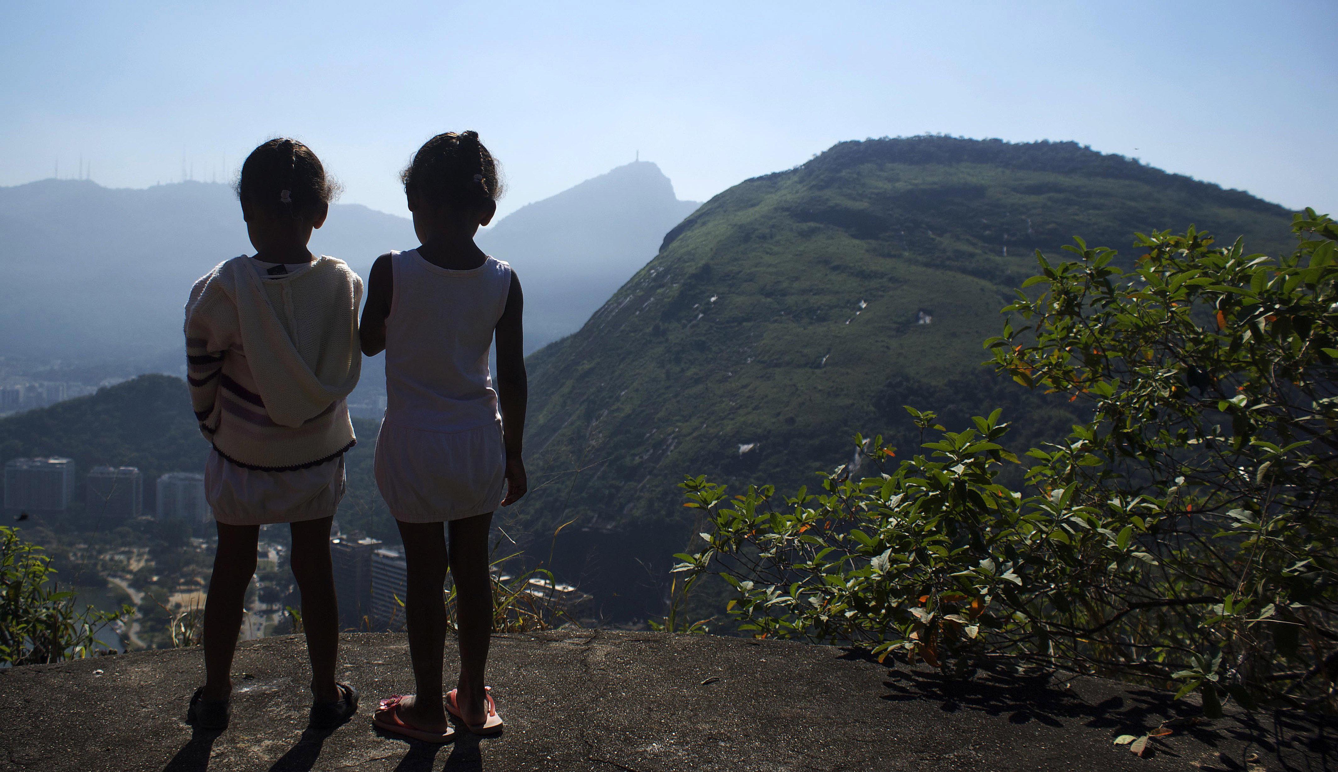 A work by Does - Rio de janeiro brazil girls fevela