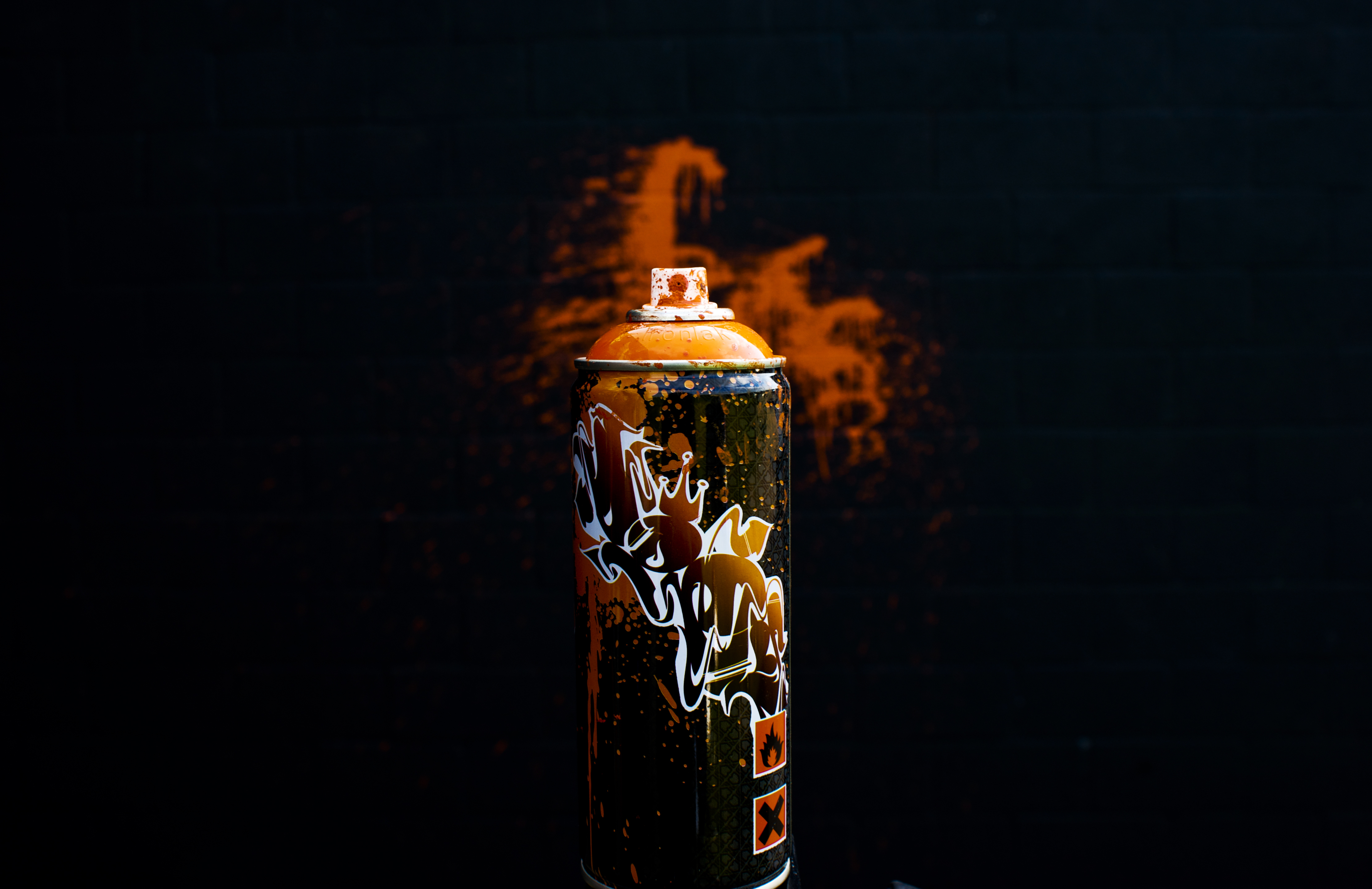 A work by Does - Spraycan dieci does 3