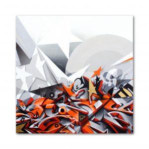 Canvas style studies