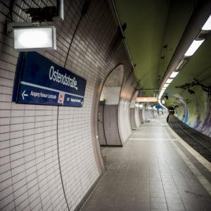 Ostendstrasse frankfurt germany tunnel rudi 1