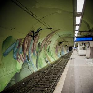 Ostendstrasse frankfurt germany tunnel rudi 5