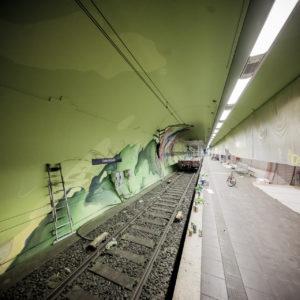 Ostendstrasse frankfurt germany tunnel rudi 2