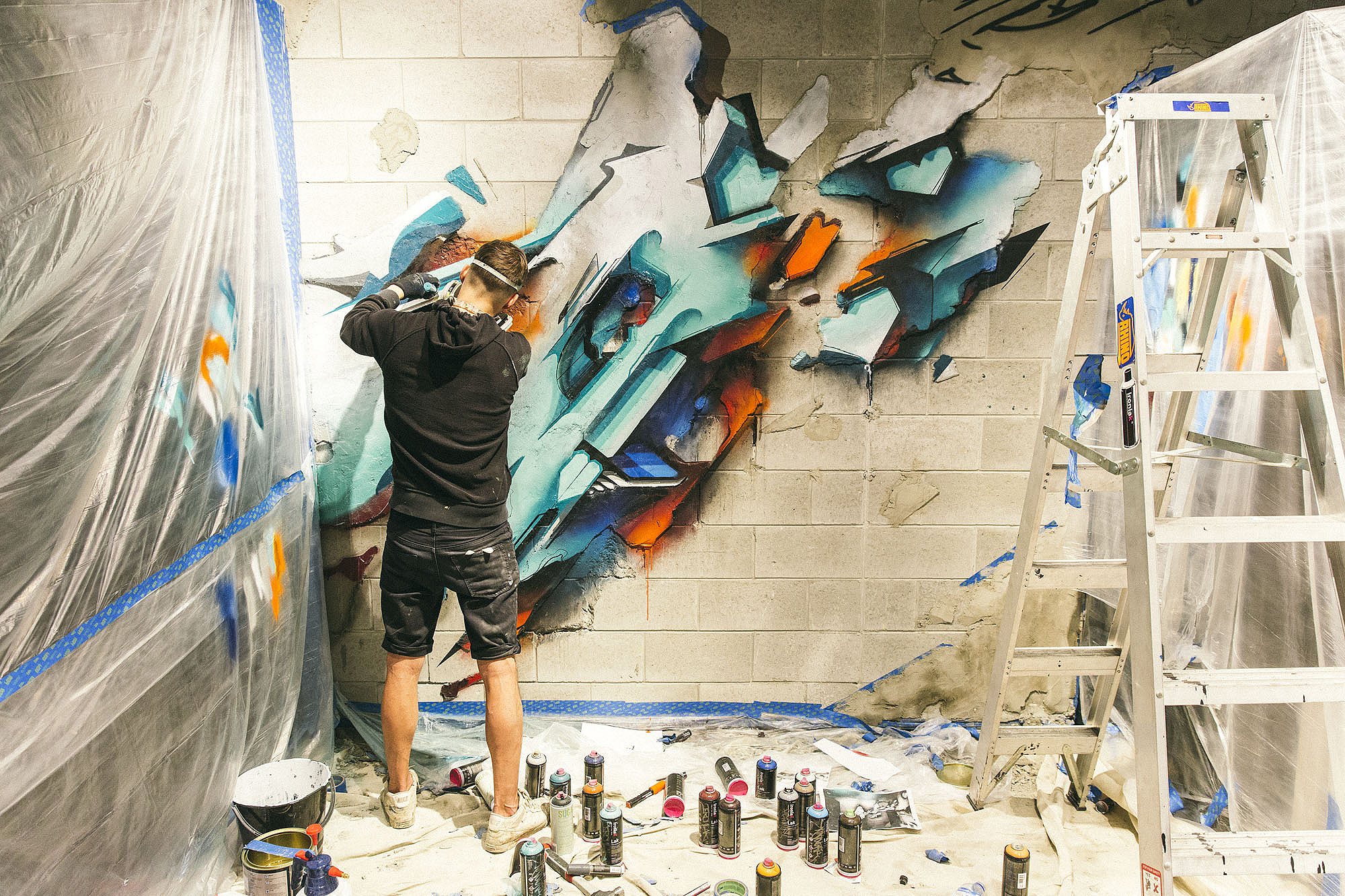 A work by Does - DOES-Ironlak-Art-&-Design-Chermside_LukeShirlaw_img_3676