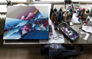 Echoes studio wouterkooken canvas 2
