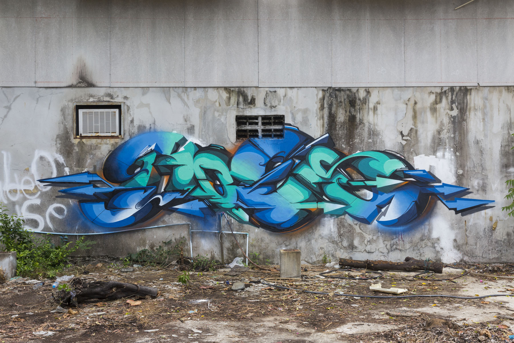A work by Does - 201702-DOES-Ironlak-Thailand_LukeShirlaw_img_1610