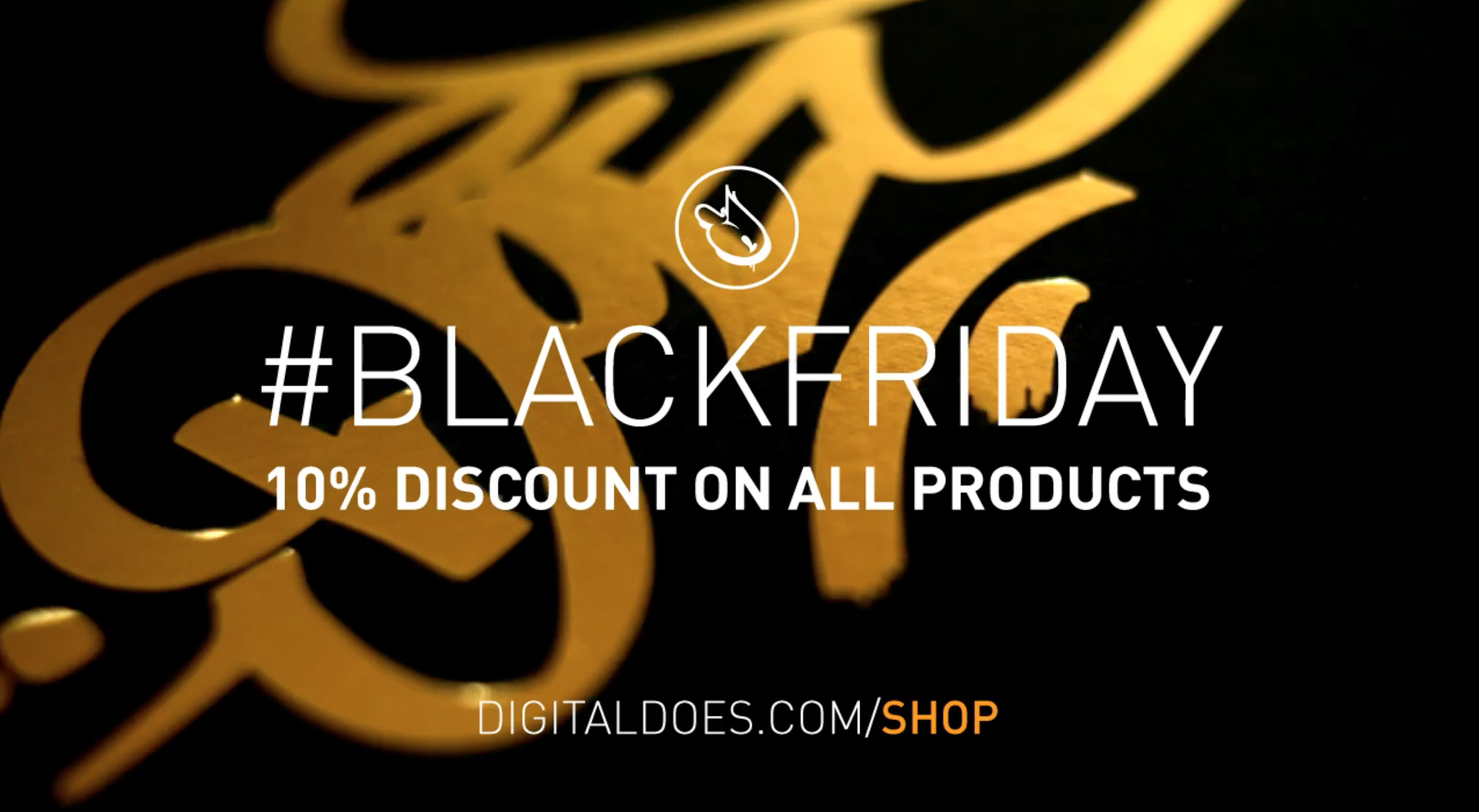 A work by Does - Black friday action 5