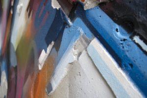 Mural Lente heerlen the netherlands carbon cement 4