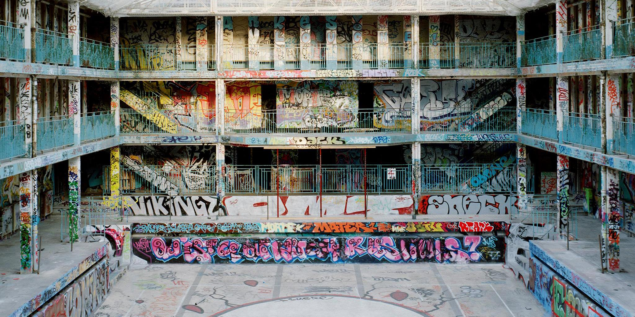 A work by Does - Molitor paris france 1