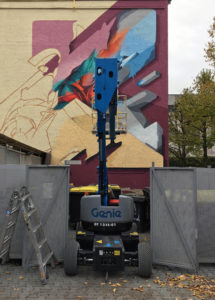 River tales giessen germany mural 12
