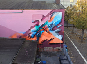 River tales giessen germany mural 4