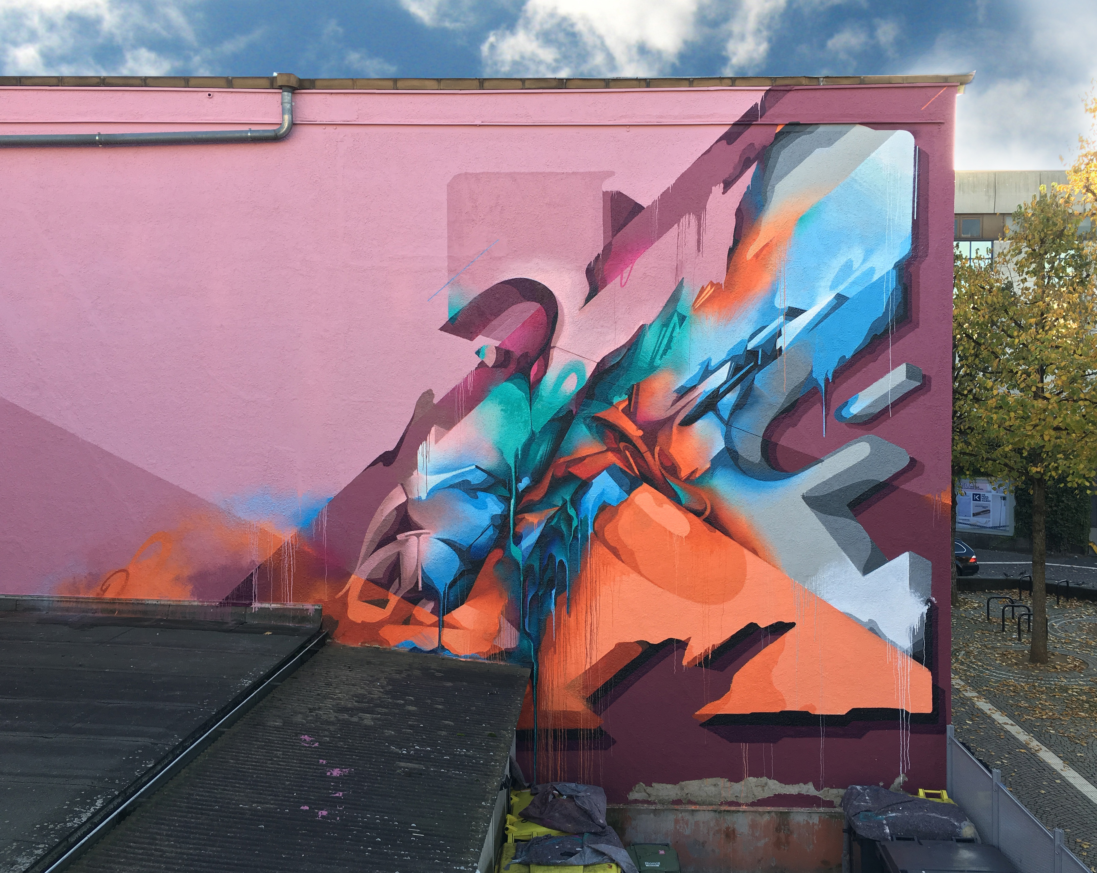 A work by Does - Does_Mural_Giessen, Germany copy