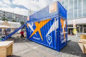 Budé 08/2017  Cultura Nova Heereln Rabobank Unit Infokantoor