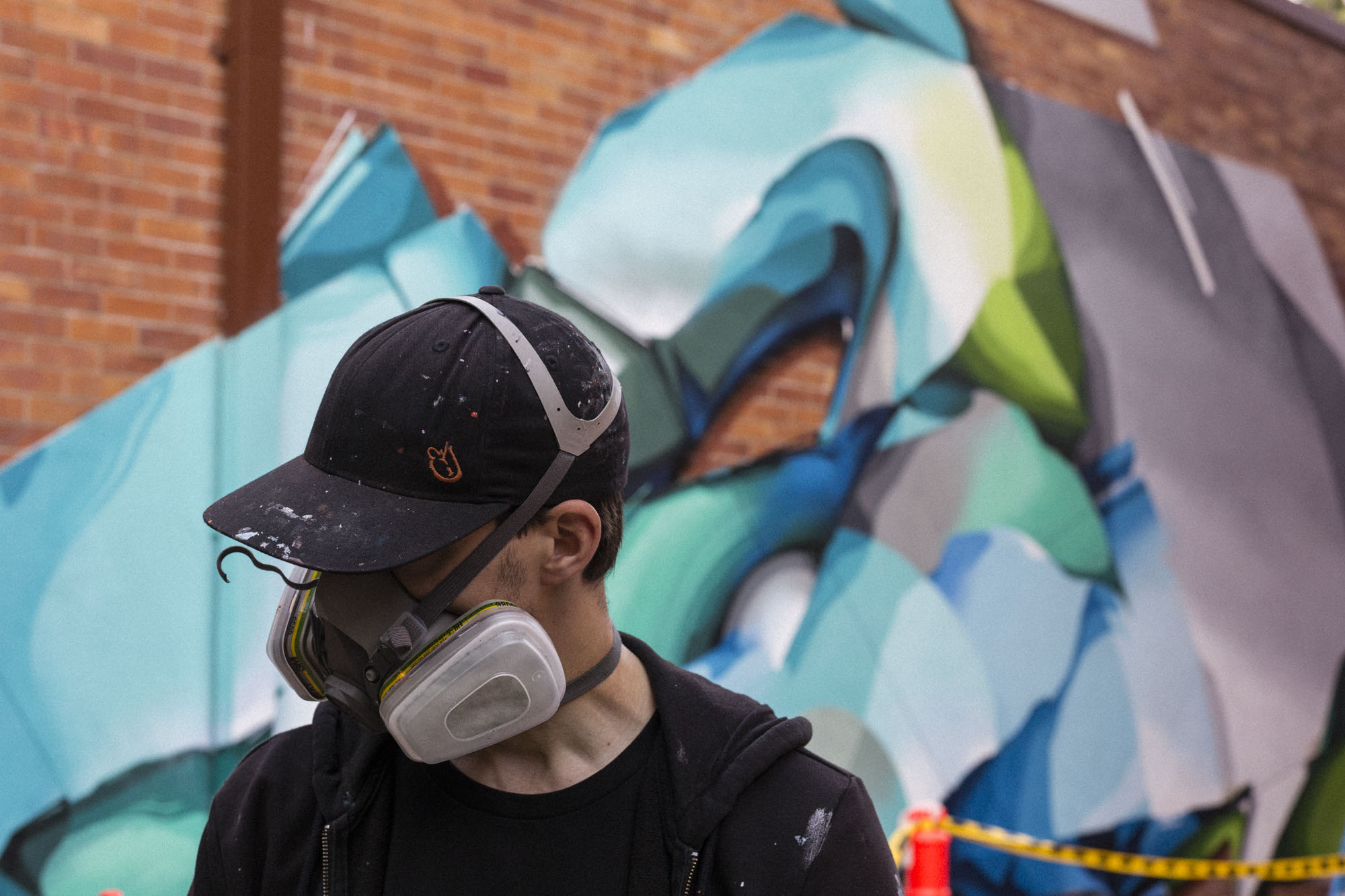 A work by Does - 201905-DOES-QUT-Brisbane_LukeShirlaw_IMG_0495