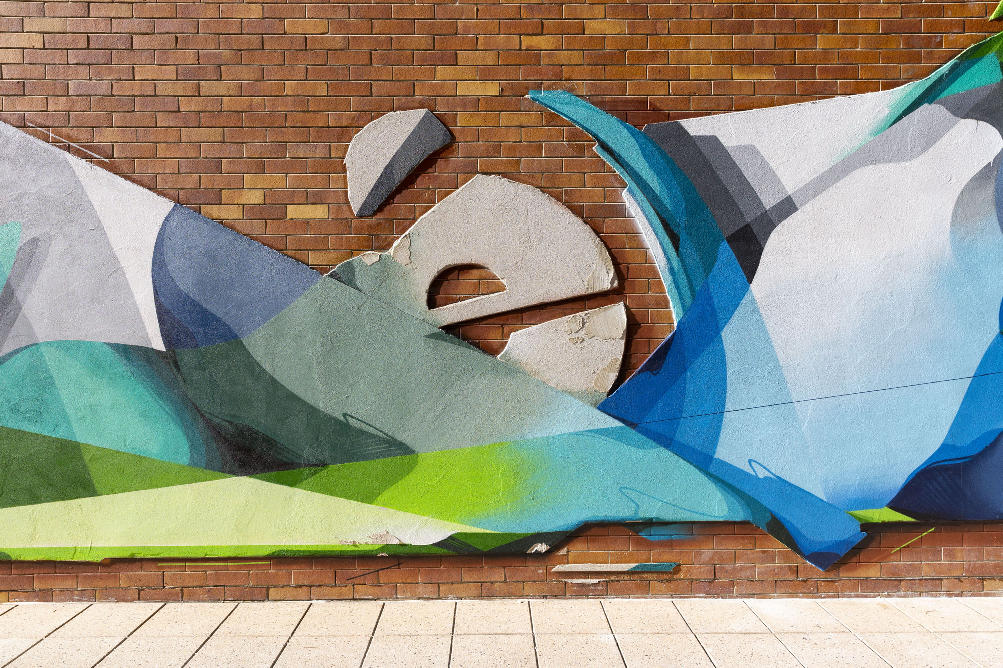 A work by Does - 201905-DOES-QUT-Brisbane_LukeShirlaw_IMG_0687