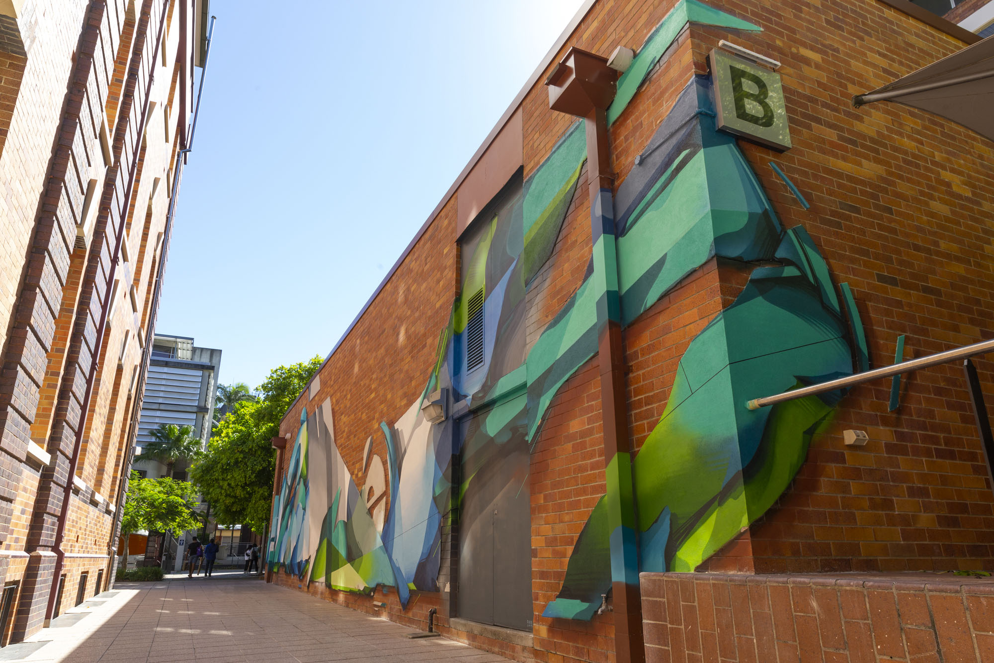 A work by Does - 201905-DOES-QUT-Brisbane_LukeShirlaw_IMG_0917