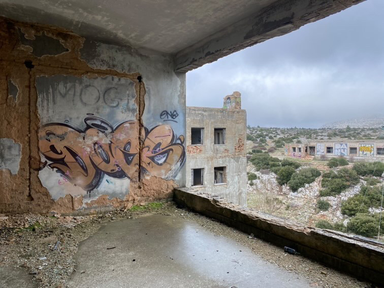 A work by Does - Greece 2